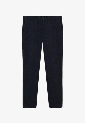 Trousers - grau