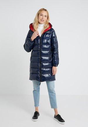 Down coat - mora
