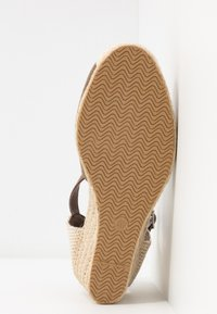 Anna Field Wide Fit - Wedges - camel - 6