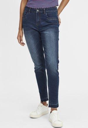 Irabelle - Jeans slim fit - dark ink