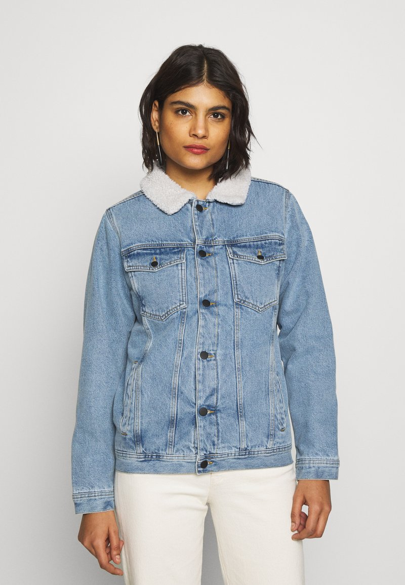 10DAYS - Jeansjacke - light denim