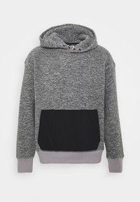 Levi's® - HOODIE - Luvtröja - mottled grey/black - 3