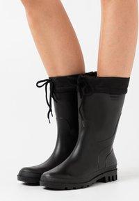 Anna Field - Stivali di gomma - black - 0