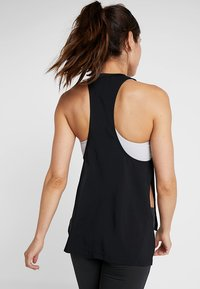 Reebok - MEET YOU THERE TRAINING TANKTOP - Funktionsshirt - black - 2