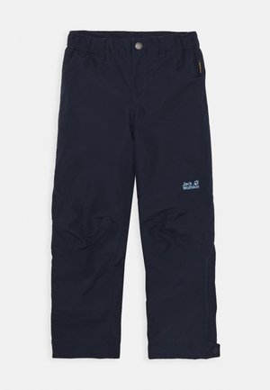 SNOWY DAYS PANTS KIDS - Friluftsbukser - midnight blue