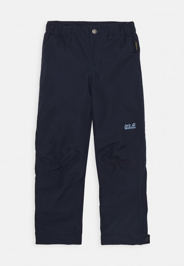 SNOWY DAYS PANTS KIDS - Pantaloni outdoor - midnight blue