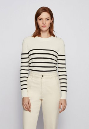 Pullover - patterned