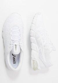 ASICS - GEL-QUANTUM 180 5 - Chaussures de running neutres - white - 1