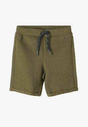 Spodnie treningowe - ivy green