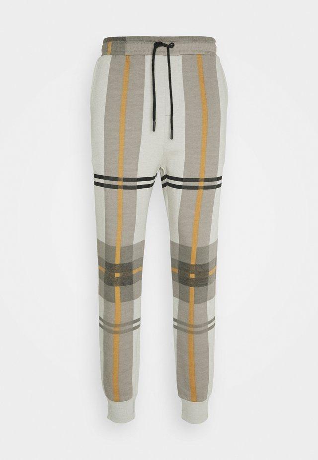 BARRET - Teplákové kalhoty - grey