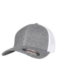 Flexfit - Cap - grey/white - 1