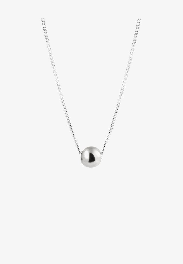 BUBBLE - Ketting - silver