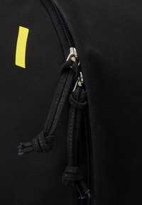 Marni - BACKPACK - Rucksack - black/yellow - 4