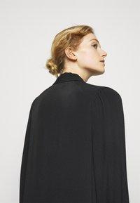 Bruuns Bazaar - LILLI MINDY DRESS - Shirt dress - black - 3