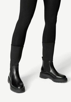 Classic ankle boots - black matt
