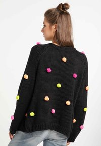 myMo - Cardigan - black - 2