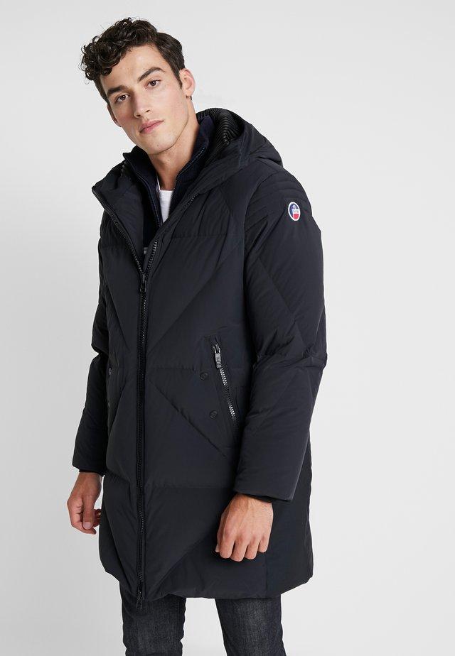 BERYLS - Abrigo de plumas - noir
