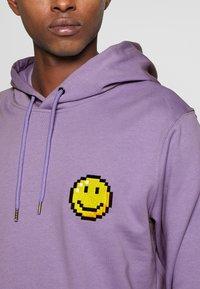 Bricktown - HOODIE - Hoodie - violet - 4