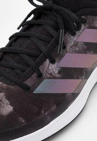 adidas Performance - DEFIANT GENERATION - Tennissko til multicourt - core black/grey five - 5