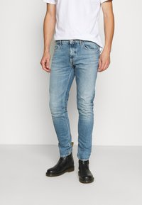 Tiger of Sweden Jeans - PISTOLERO - Jeans straight leg - light blue - 0