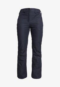 CMP - WOMAN SKI PANT - Spodnie narciarskie - black/blue - 5