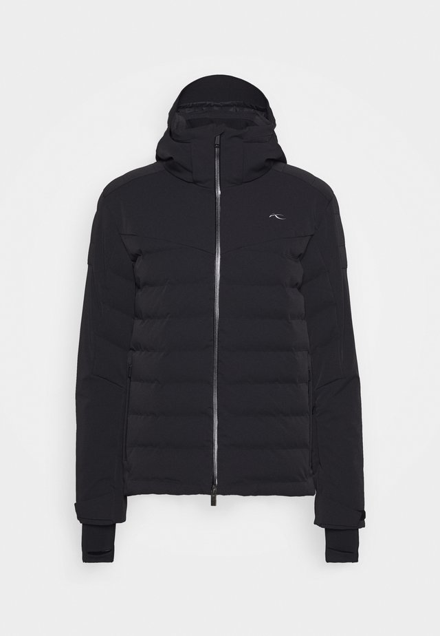MEN SIGHT LINE JACKET - Ski jas - black