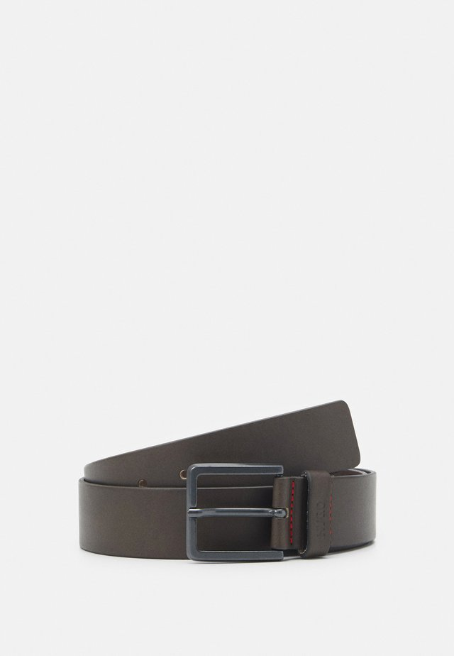GIONIO - Belt - dark grey