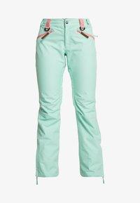 OOSC - WOMENS PANT - Snow pants - mint - 6