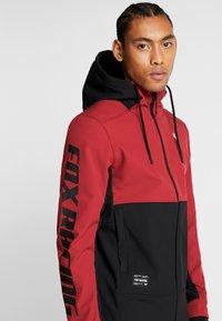 Fox Racing - PIT JACKET - Soft shell jacket - cardinal - 4