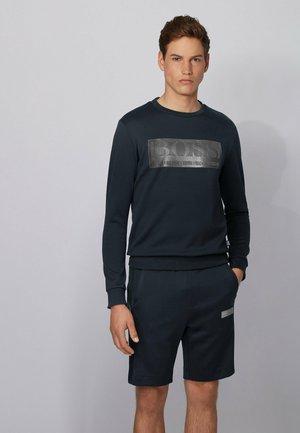 SALBO BATCH Z - Long sleeved top - dark blue