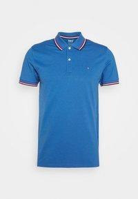 NECETVO - Polo shirt - blue wave