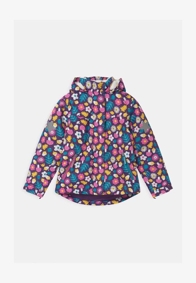 WILDERNESS SKI  - Light jacket - aubergine lost words