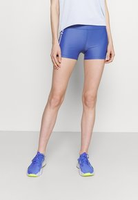 Under Armour - ISO CHILL SHORTY - Tights - starlight - 0