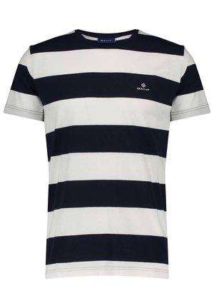BARSTRIPE - T-shirt con stampa - offwhite (20)