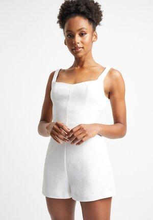CALVI - Jumpsuit - blanc