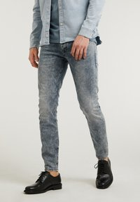 CHASIN' - EGO LUCA - Slim fit jeans - blue - 0