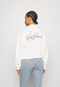 WRSTBHVR - HOPE WOMEN - Fleece jumper - offwhite - 2