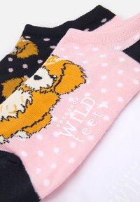 Wild Feet - DOG TRAINER SOCKS 3 PACK - Sokken - multicoloured - 1