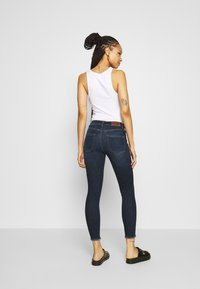 ONLY - ONLBLUSH LIFE  - Jeans Skinny Fit - dark blue denim - 2