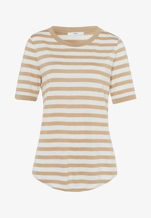 STYLE COLETTE - Print T-shirt - sand