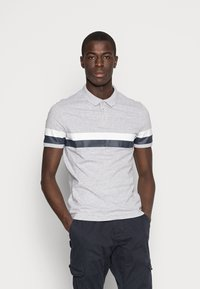 Pier One - Poloshirts - mottled light grey - 0