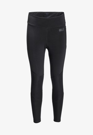 HIKE LITE - Leggings - black
