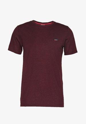 JCOKAIDEN TEE CREW NECK - T-shirt med print - port royale melange