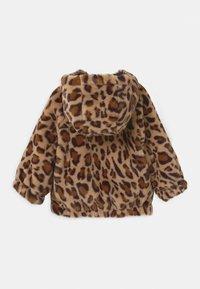 Cotton On - CLARA REVERSIBLE PUFFER - Winter jacket - black - 1