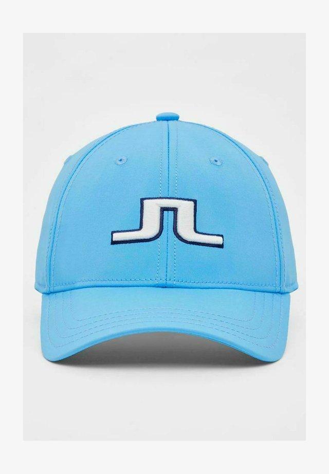 Casquette - ocean blue