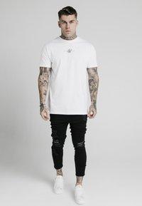 SIKSILK - ULTRA DROP CROTCH - Jeans Skinny Fit - black - 1
