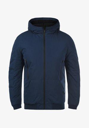 ELEON - Winter jacket - dress blues