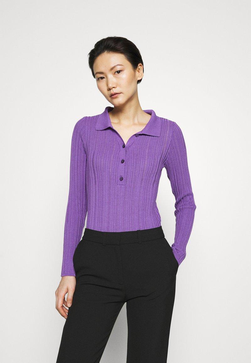 Pinko - BECKY - Koszulka polo - purple