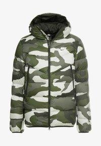 Nike Sportswear - Vinterjacka - medium olive/sequoia - 4