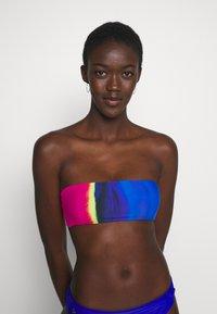 Polo Ralph Lauren - BANDEAU BRA - Bikini top - multi color - 3